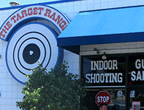The Target Range storefront